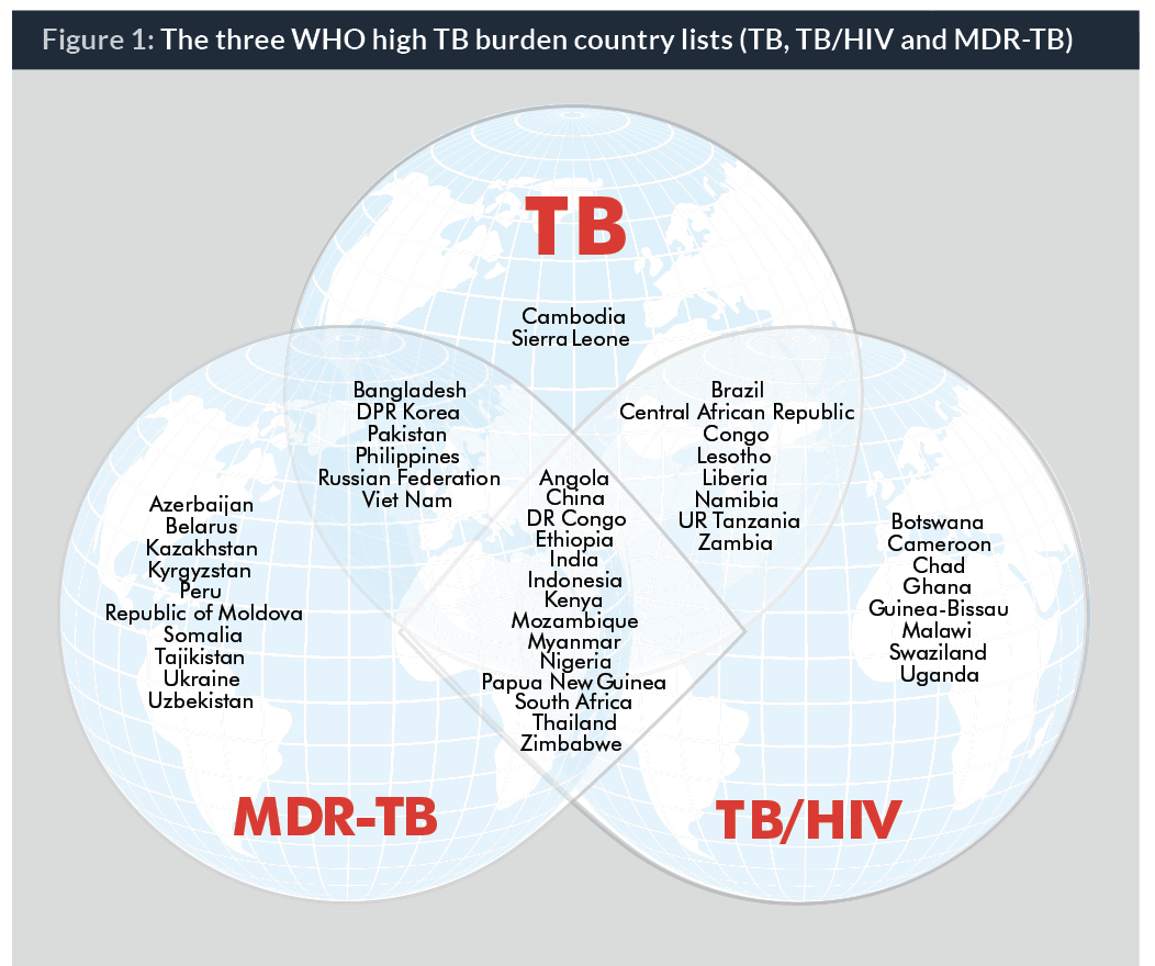 Drug-resistant tuberculosis: what is the situation, what are